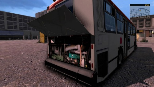 Bus and Cable Car Simulator