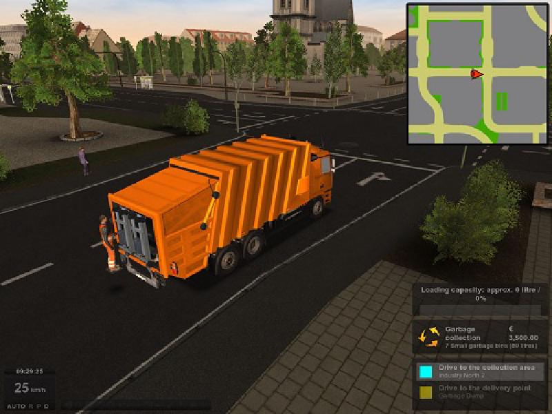 Featured image of post Clean the streets with Garbage Truck Simulator