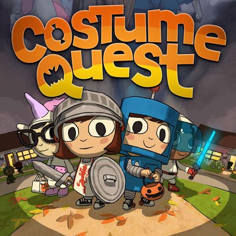 Costume Quest 2 coming Halloween 2014!