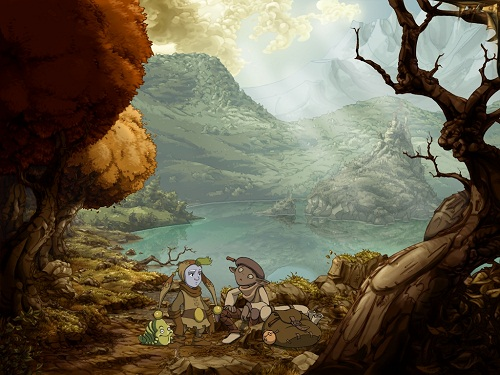 The Whispered World gets a new Special Edition update