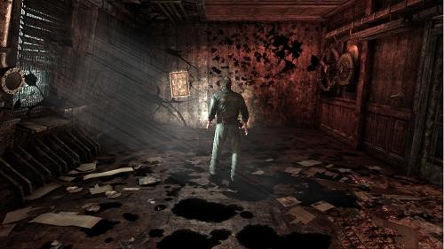 Silent Hill: Downpour screenshot