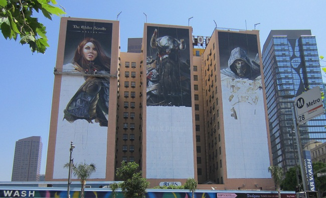 Los Angeles is preparing for E3