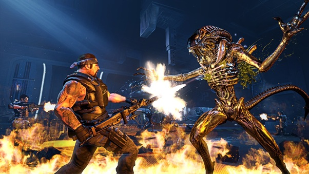 MCM Expo 2012: Aliens: Colonial Marines preview