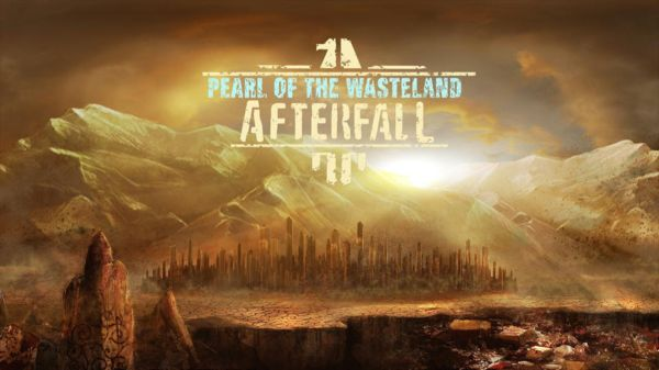 63 years after Day Zero get ready for the search for the Pearl of the Wasteland in Afterfall