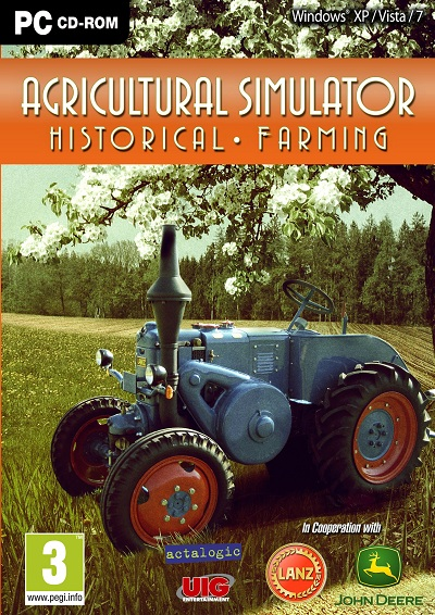 Live the golden age of farming in our review of Agricultural Simulator - Historical Farming