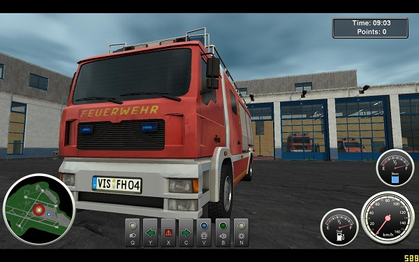 Put out some fires in our review of Airport Firefighter Simulator
