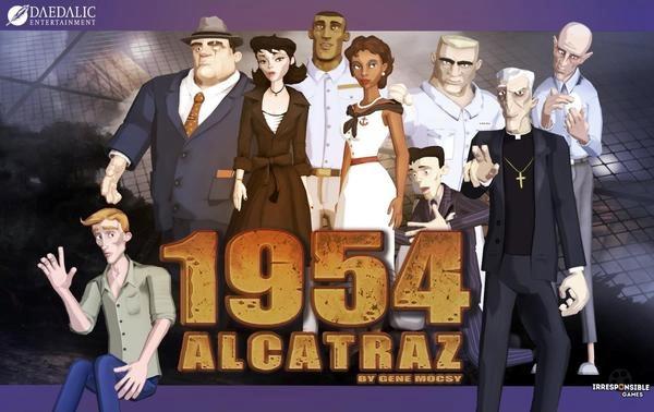 Release date announced for 1954: Alcatraz
