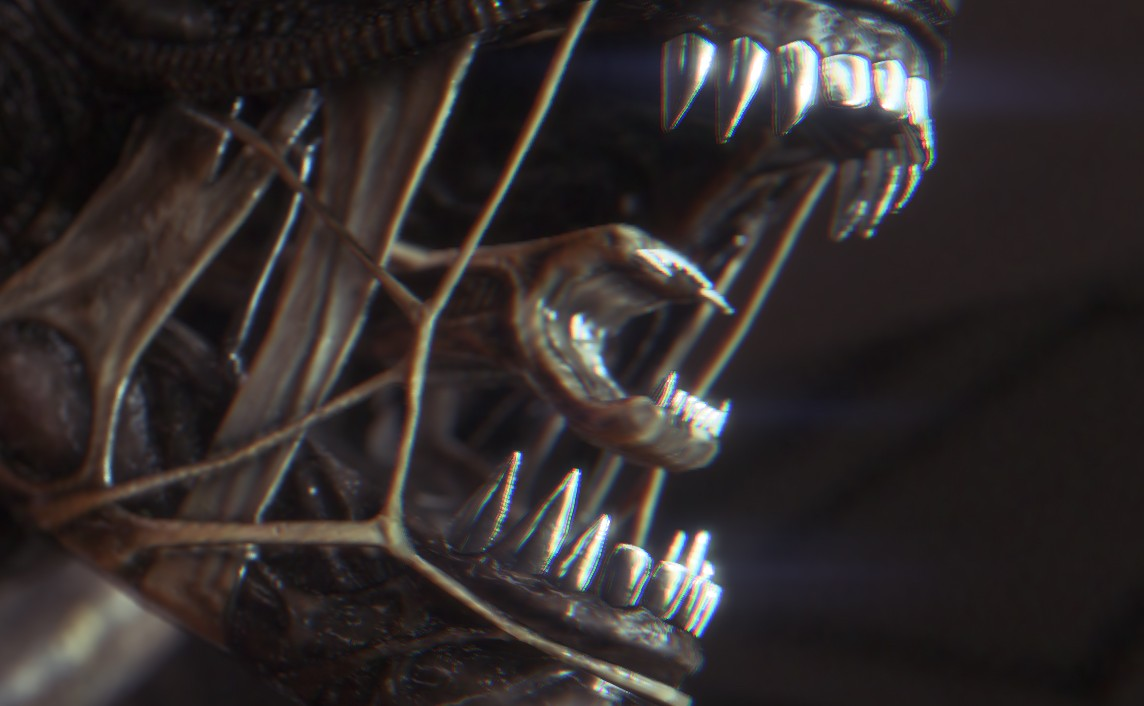 Breath-taking 4K Alien Isolation Screenshots Released