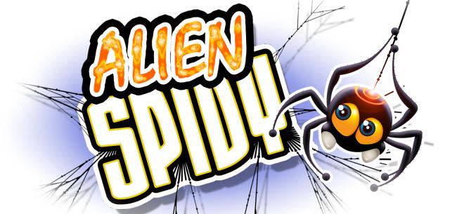 Alien Spidy invading Earth very soon!