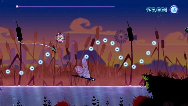 Alien Spidy screenshot