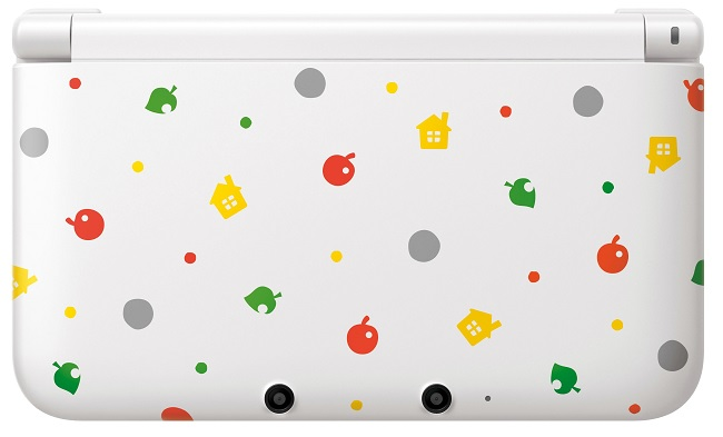 A Special 3DS XL for Animal Crossing New Leaf