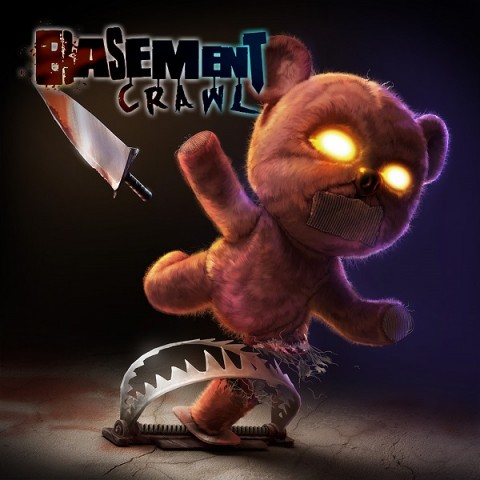 Looking for a new PS4 game, what about Basement Crawl?