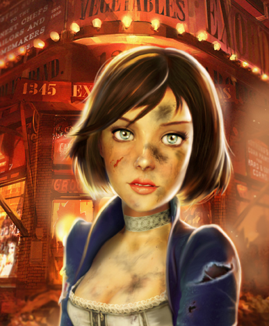 Check out the BioShock Infinite collector's editions