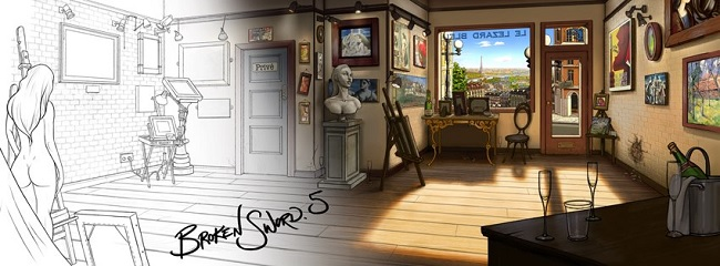 Broken Sword 5 image