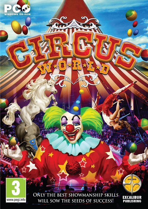 Roll on up in our review of Circus World