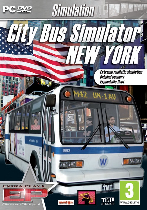 A happy hello to you in our review of City Bus Simulator New York