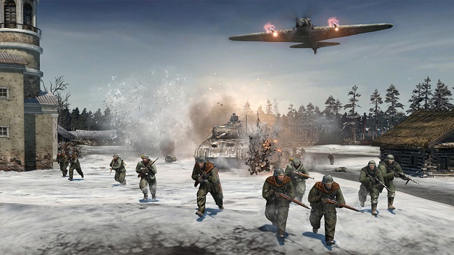 Company of Heroes 2 release date announced