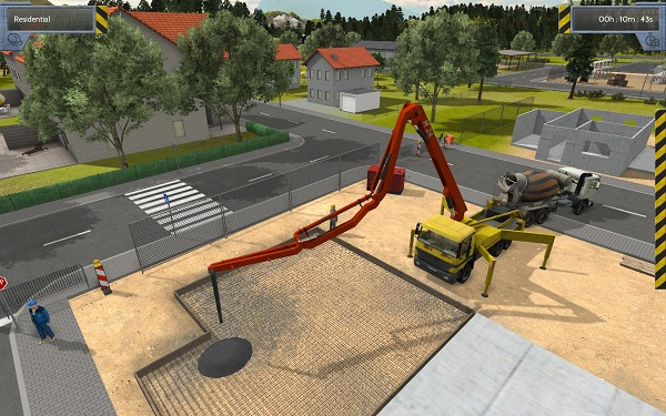 Construction Simulator review for Windows