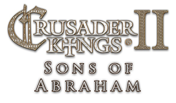Bring a little religion into Crusader Kings II: Sons of Abraham