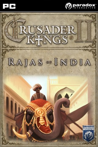 Crusader Kings II: Rajas of India out now!
