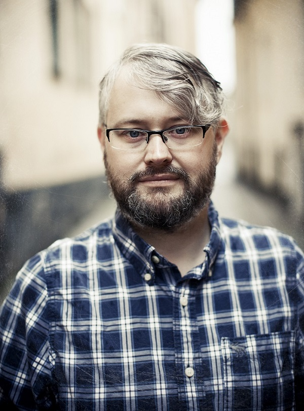 Johan Andersson studio Manager at Paradox Development Studio