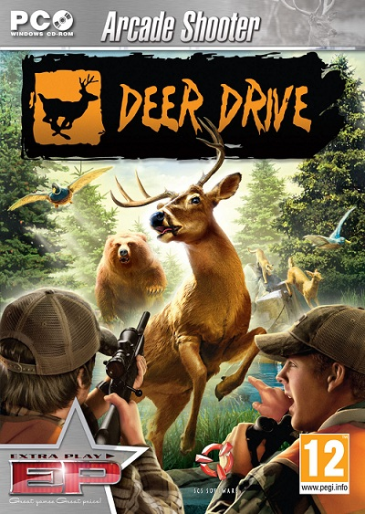 Don't shoot the doe in our review of Deer Drive