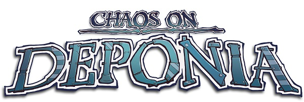 Help there's Chaos on Deponia coming soon