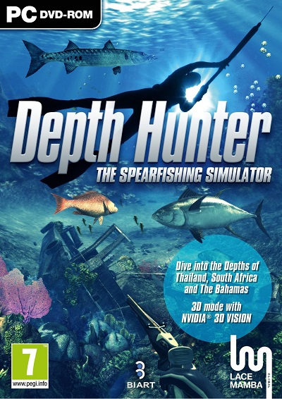 Experience pure beauty in our review of Depth Hunter the Spearfishing simulator