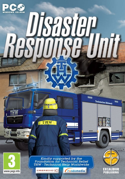 Get the safety vests on in our review of Disaster Response Unit