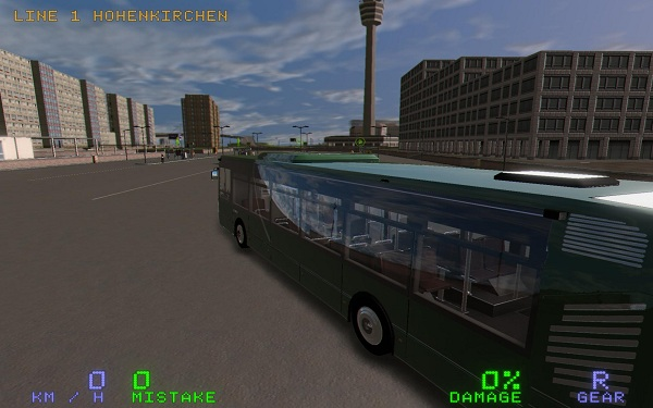 bus driver 2012 game free