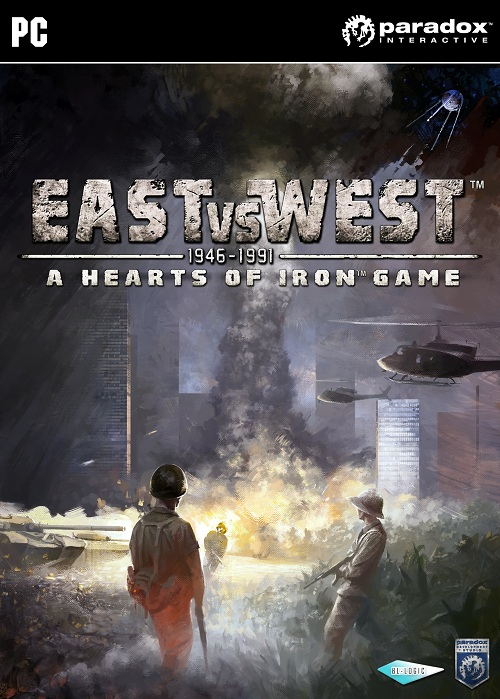 East vs. West: A Hearts of Iron Game announced