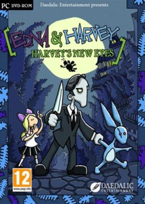 Take a walk on the weird side in our review of Edna and Harvey: Harvey's New Eyes