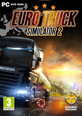 Are you ready to Go East in Euro Truck Simulator 2?
