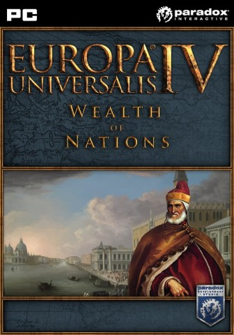 Europa Universalis IV: Wealth of Nations announced