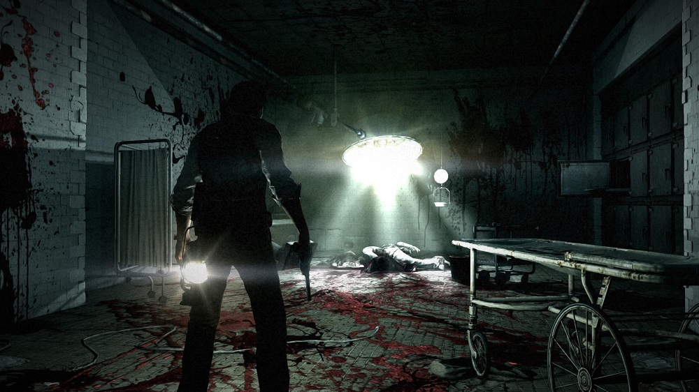 true horror in The Evil Within