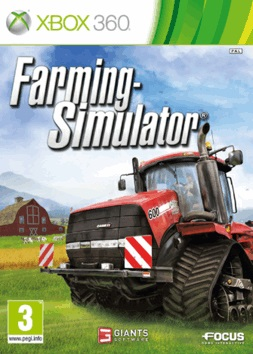 Only a week to go til the release of Farming Simulator on console!