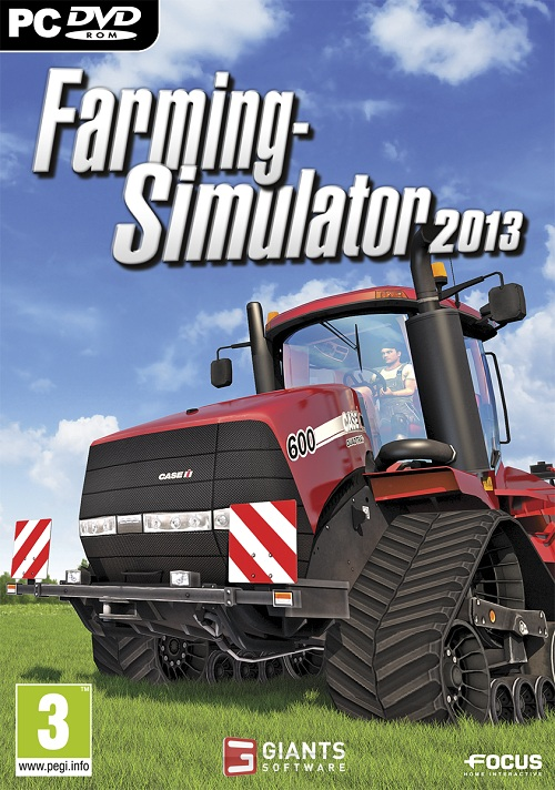 Get back on the farm in our review of Farming Simulator 2013