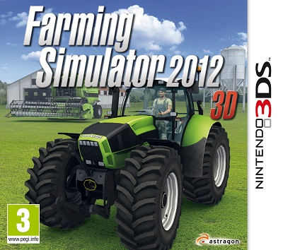 Check out the fantastic trailer of Farming Simulator 2012 3D