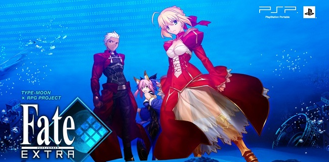Featured image of post Fate/EXTRA has a date for PSP in Europe