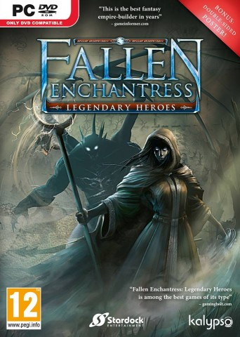 Explore, expand, exploit, and exterminate in our review of Fallen Enchantress: Legendary Heroes