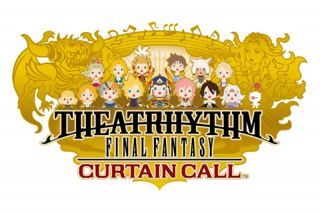 Theatrhythm Final Fantasy Curtain Call coming out this year!
