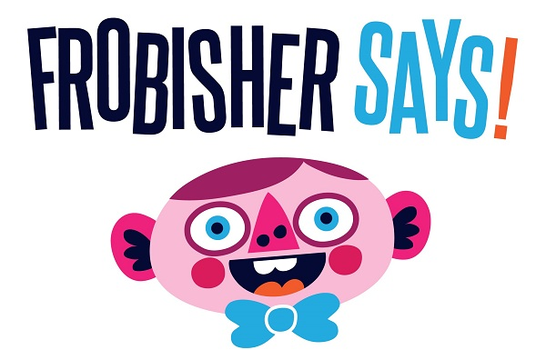 Frobisher Says is now free!