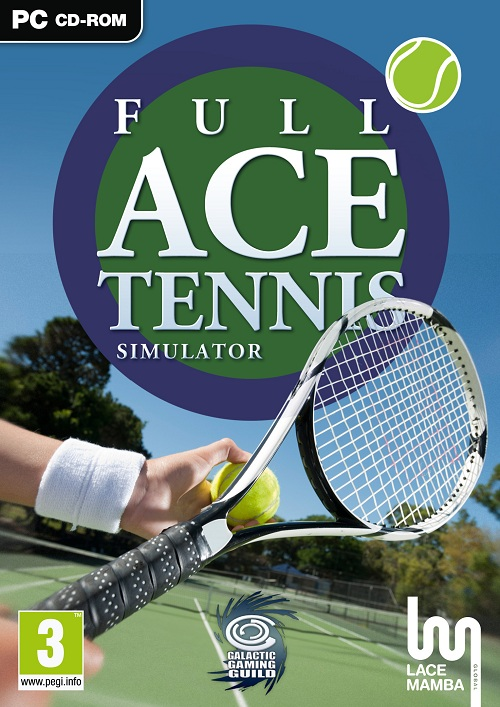 Smash the competition in our review of Full Ace Tennis Simulator 2012