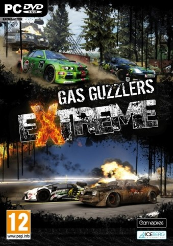 May the best man destroy the other in our review of Gas Guzzlers Extreme