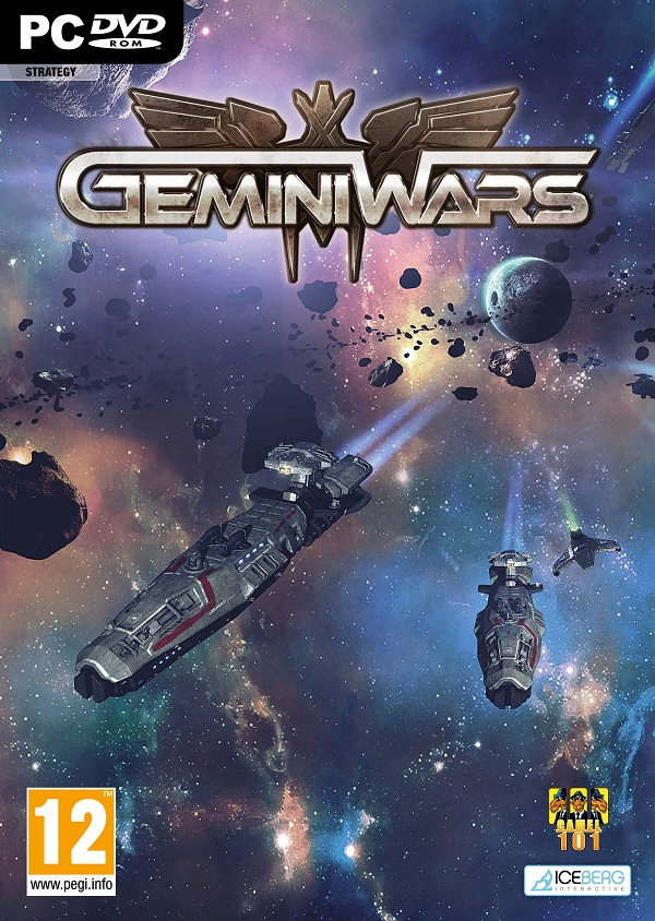 Experience science fiction on an epic scale in our review of Gemini Wars