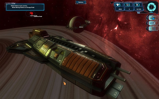 Gemini Wars preview: It's time for epic space battles!