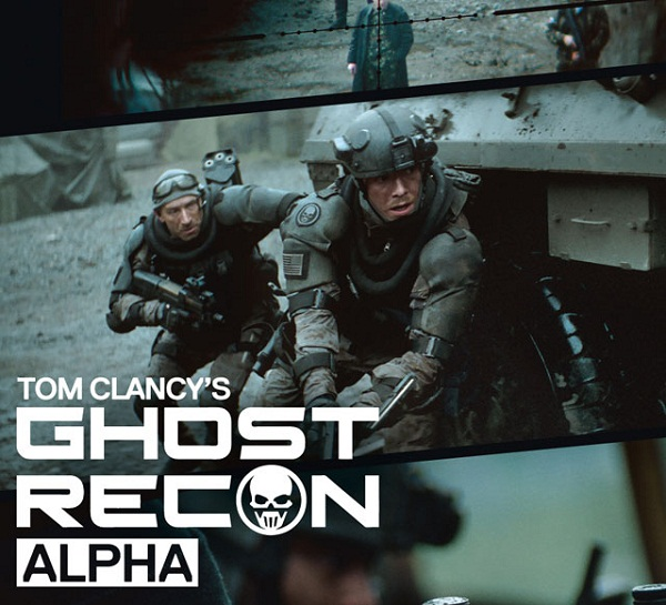 You can now watch Tom Clancy's Ghost Recon Alpha!