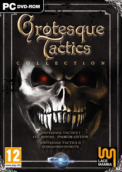 Grotesque Tactics Collection dated for release