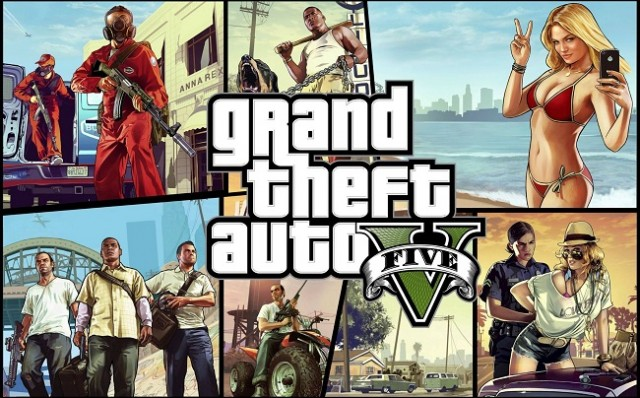 First gameplay footage of Grand Theft Auto V unveiled!
