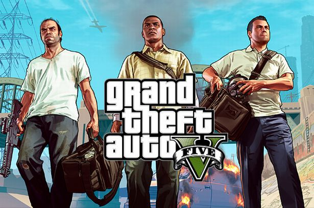 Don't forget to watch the Grand Theft Auto V launch trailer